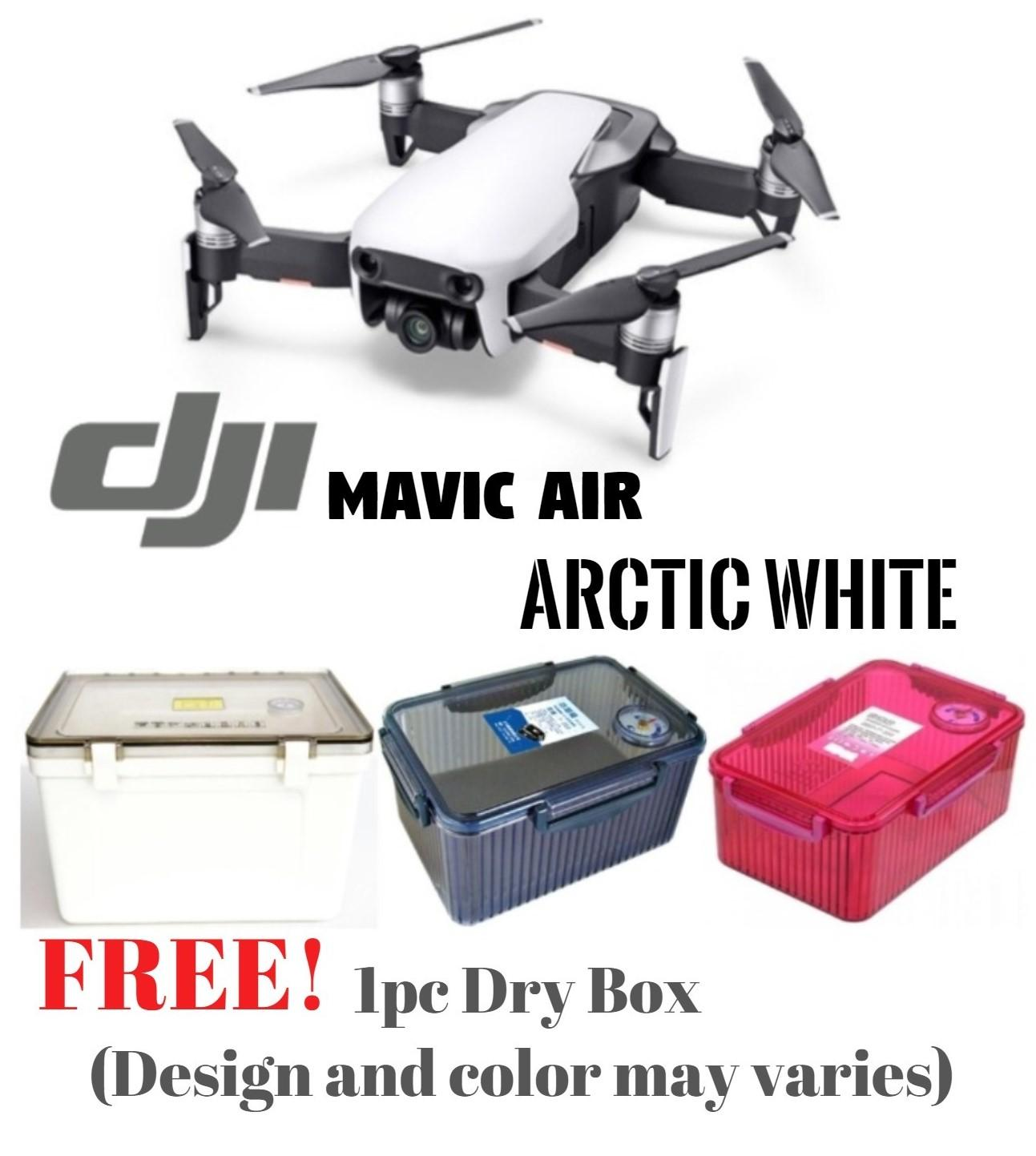 Dji Mavic Air With A Free Samurai Dry Box Online