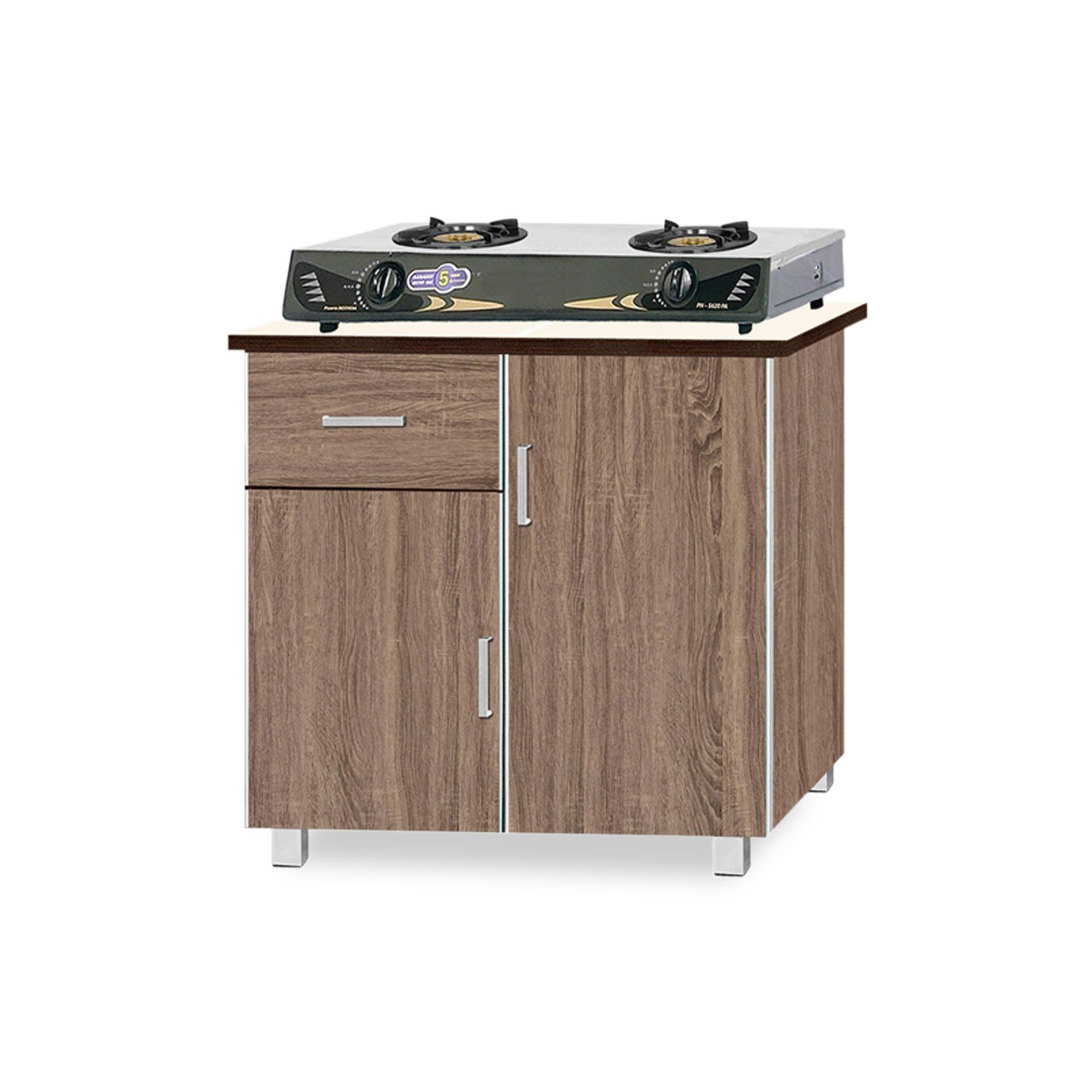 Josue Dining Cabinet (FREE DELIVERY)(FREE ASSEMBLY)