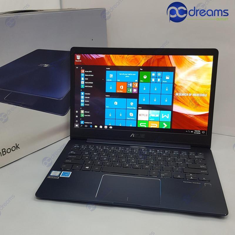 TECH SHOW PROMO! ASUS ZENBOOK UX331UN-EG008T i7-8550U/16GB/512GBSSD [Factory Refreshed]
