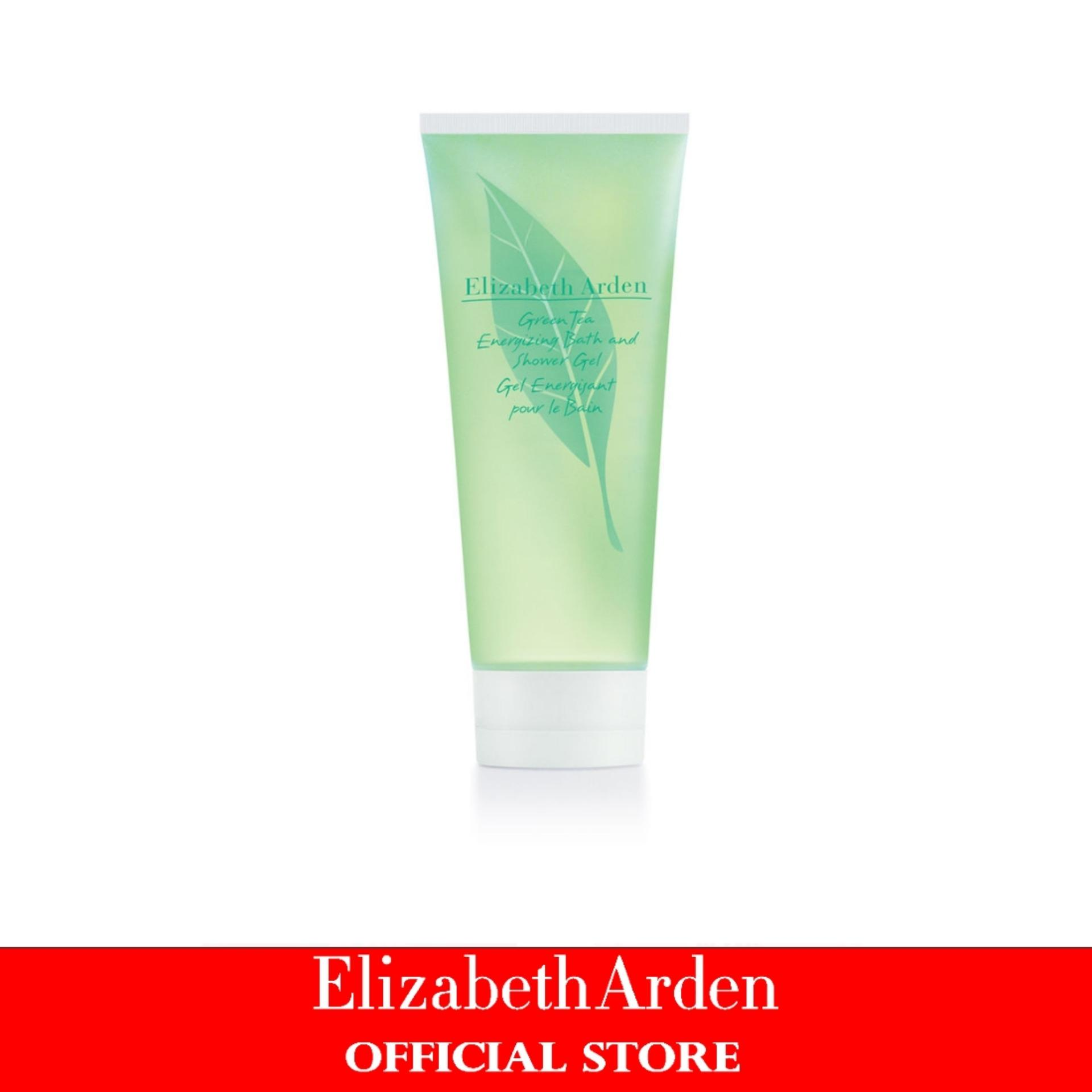 Price Compare Elizabeth Arden Green Tea Shower Gel 200Ml