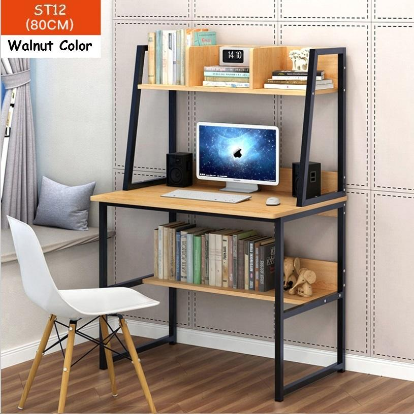 shaped desk map t world best for people two l decor furniture home office
