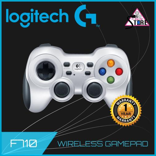 Best Offer Wireless Gamepad F710