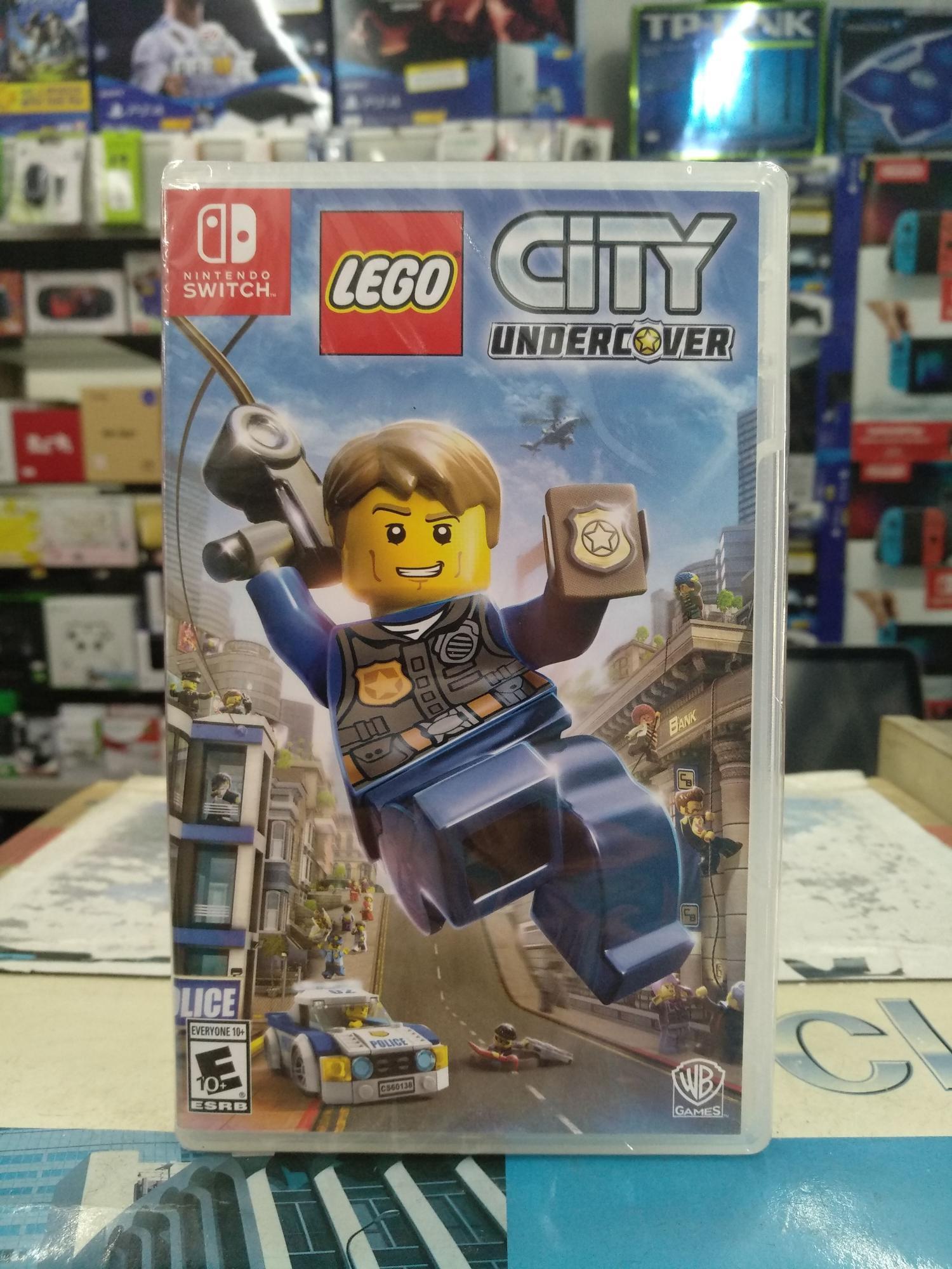Price Comparison For Nintendo Switch Lego City Undercover