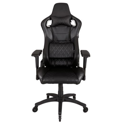 CS-CF-9010001-WWCORSAIR T1 RACE Gaming Chair — Black/Black