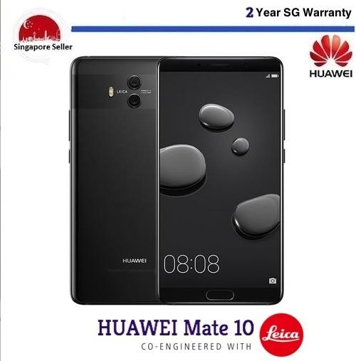 Review Huawei Mate 10 Singapore
