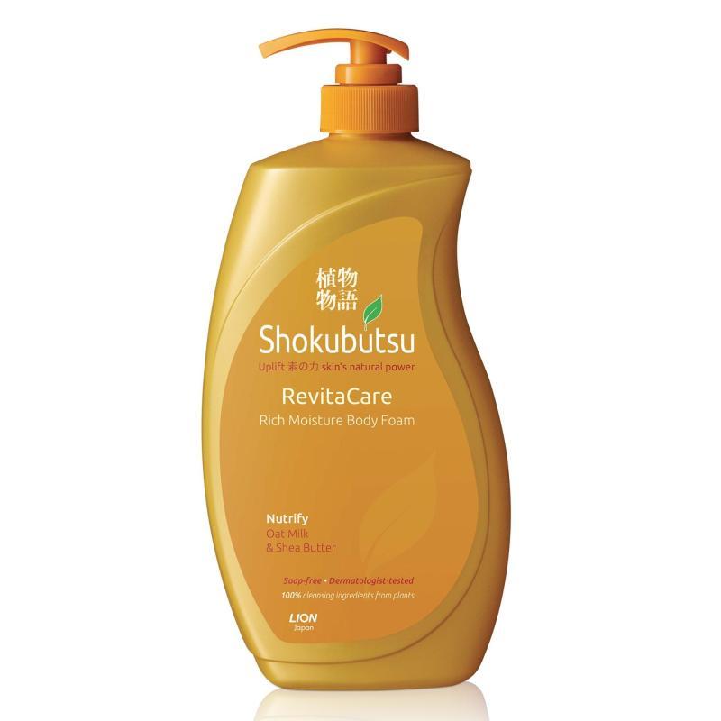Buy Shokubutsu RevitaCare Body Foam (Nutrify), 900ml Singapore