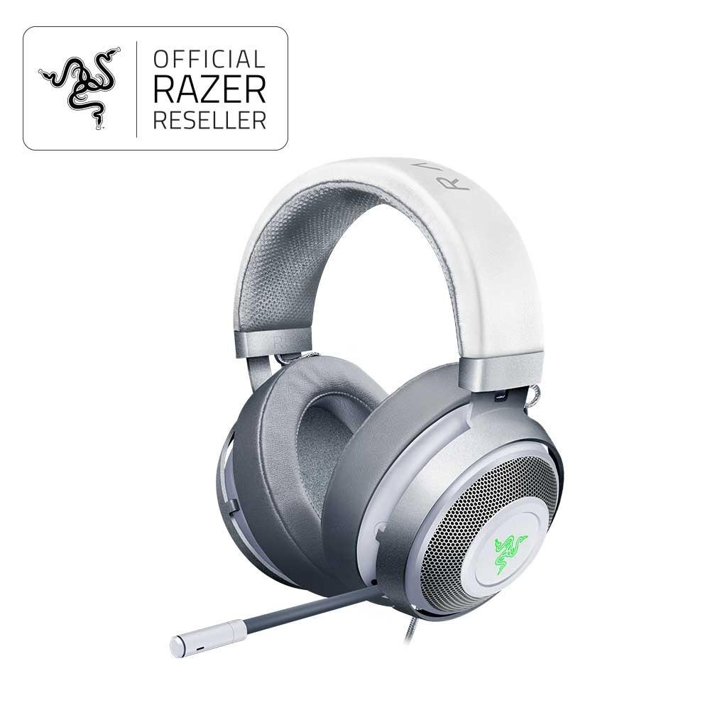 Razer Kraken 7.1 V2  Mercury Edition - Oval