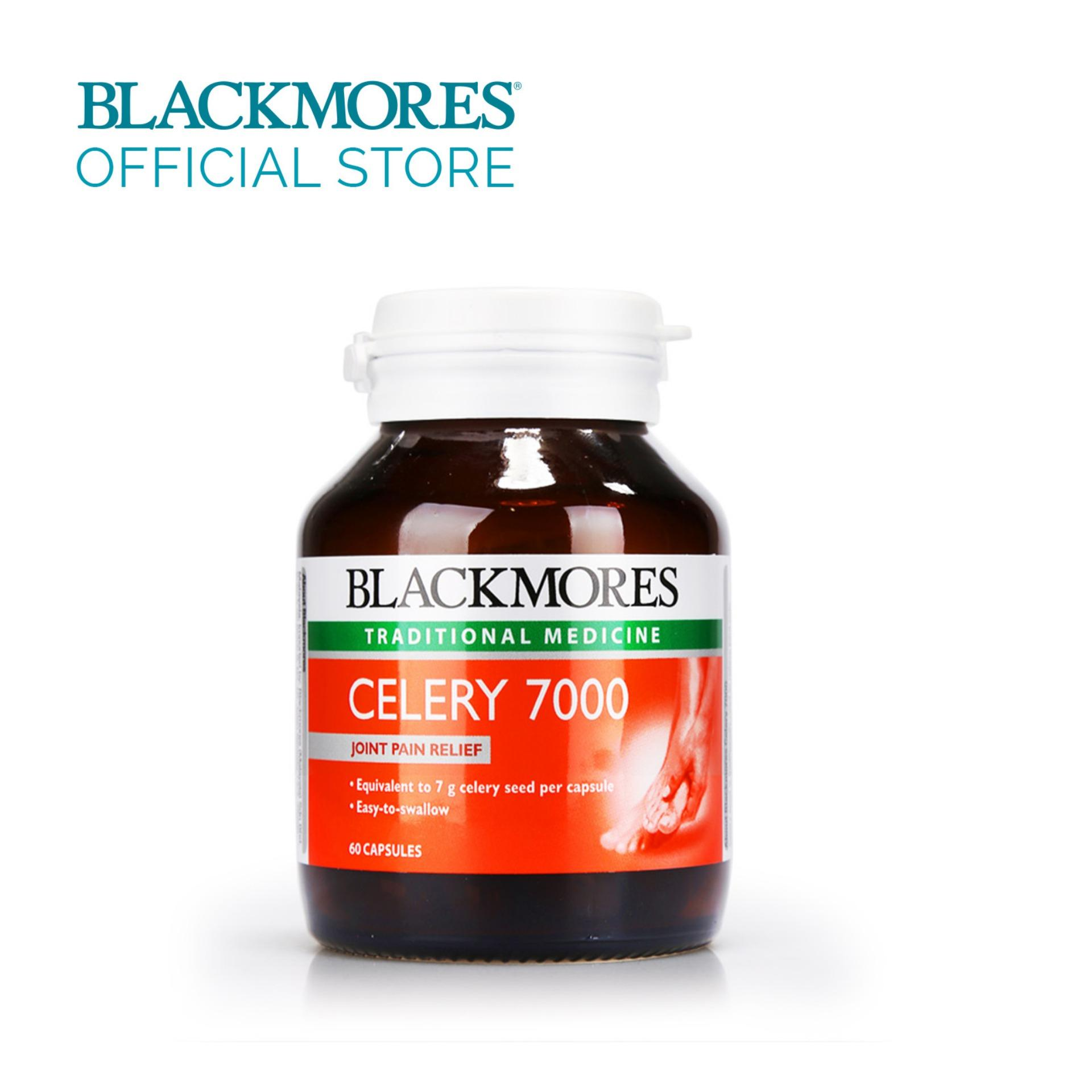 Lowest Price Blackmores Celery 7000 60Caps