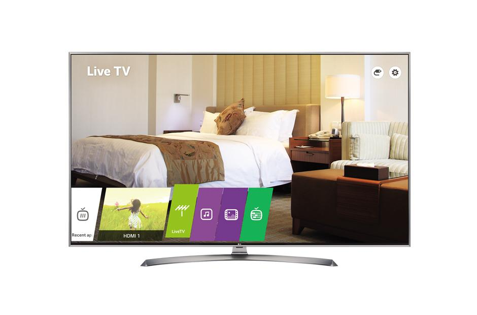 Lg 65uv761h Uhd Hotel Tv With Hotel Smart Solution By Emkl Enterprise.