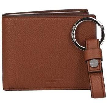 b89b1aea919d1 Michael Kors Mens Slim Billfold Wallet and Key Fob Set
