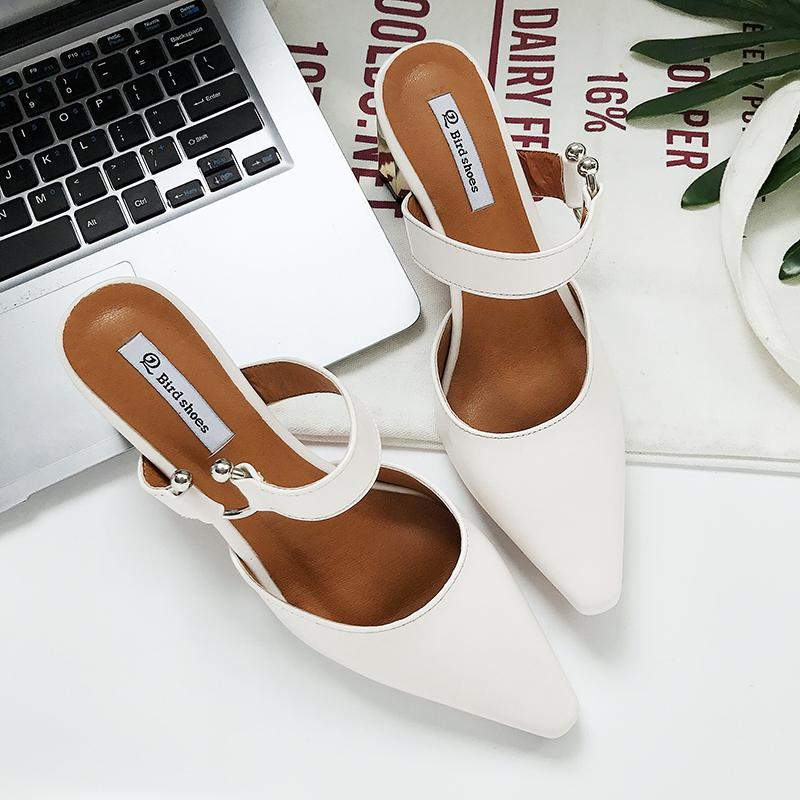 Korean Style Female Pointed Shoes Sandals On China