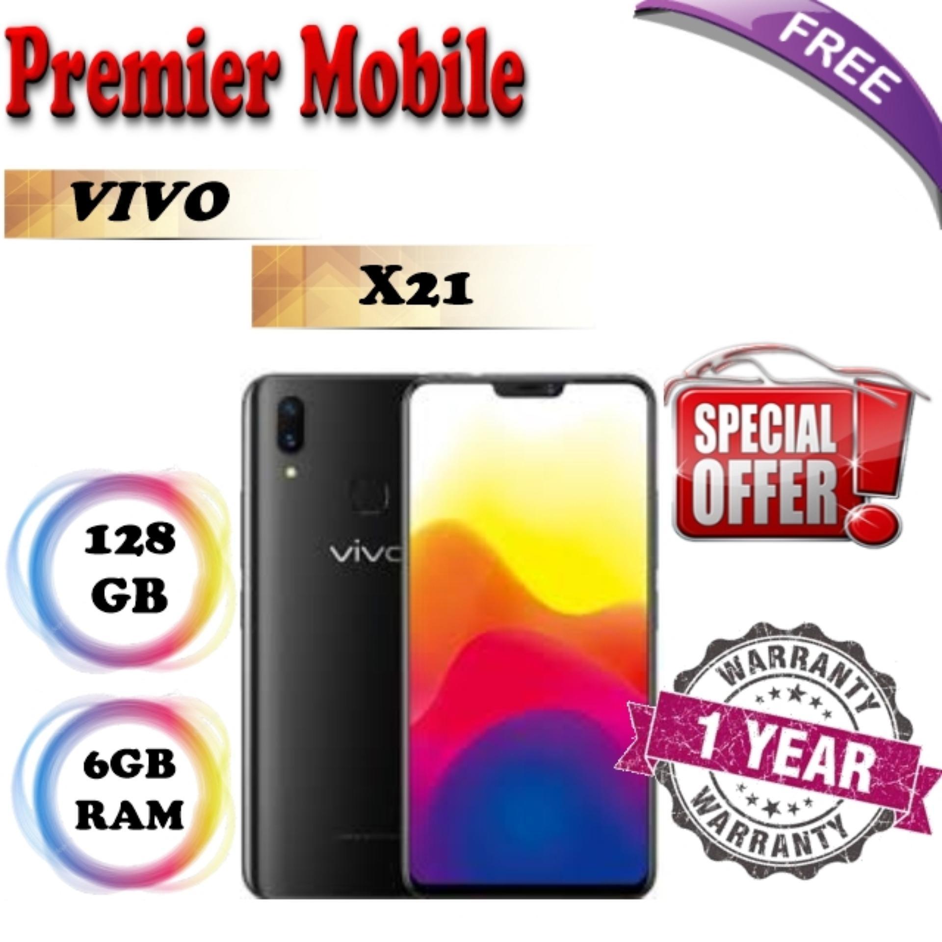 Buy Vivo X21 Local 6Gb Ram 128Gb Vivo Cheap