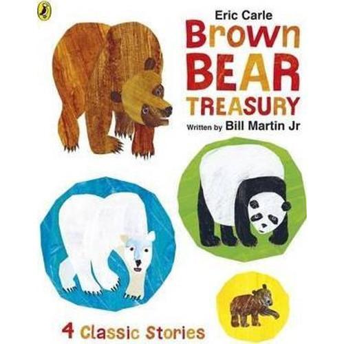 Best Reviews Of Eric Carle Brown Bear Treasury