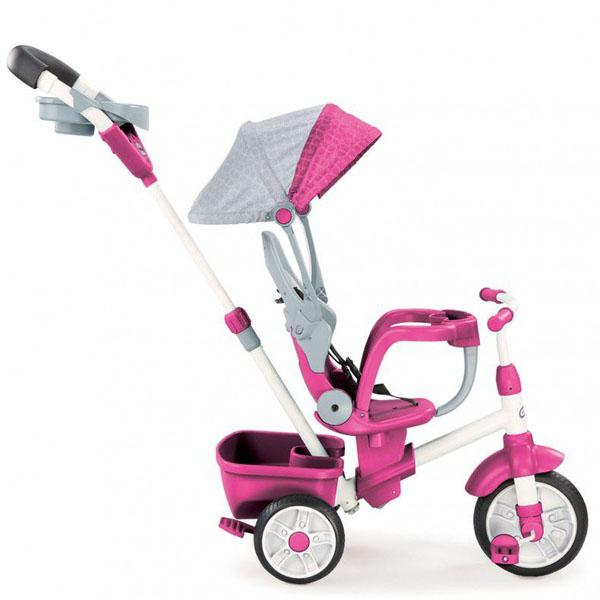 Little Tikes Perfect Fit 4 in 1 Trike - Pink