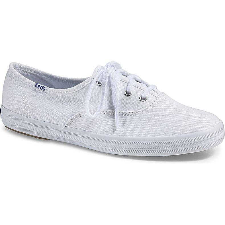 Cheapest Keds Champion Originals White Canvas Sneaker Wf34000 Online