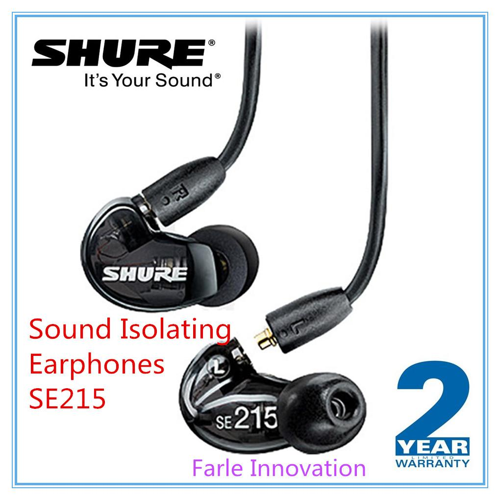 Shure Sound Isolating Earphones Se215 Special Edition Transformer Compare Prices