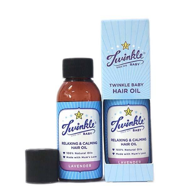 Twinkle Relaxing And Calming Hair Oil Lavender Best Price