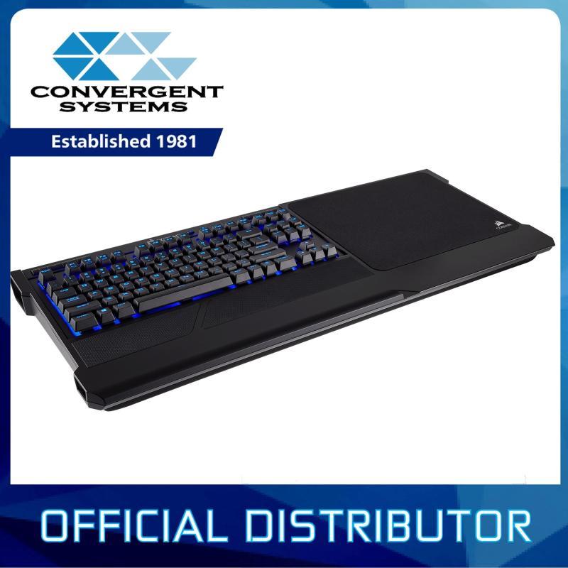 Corsair Gaming K63 Wireless Keyboard and Gaming Lapboard Bundle Singapore