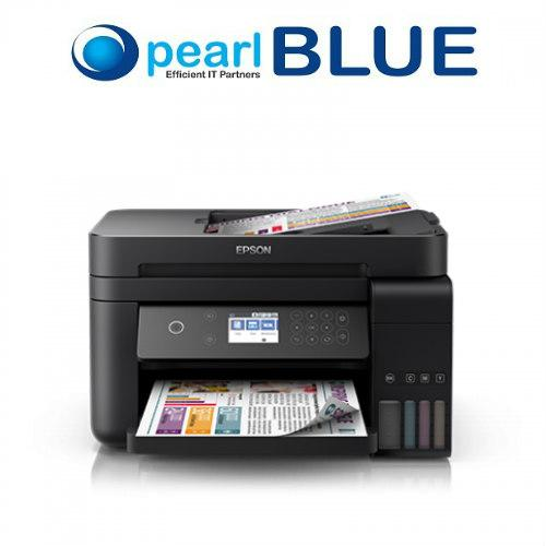 Compare Price Epson L6170 Wi Fi Duplex All In One Ink Tank Printer With Adf Epson On Singapore