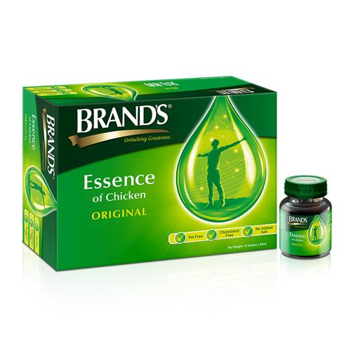 Sale Brand S® Essence Of Chicken 12S X 68Ml