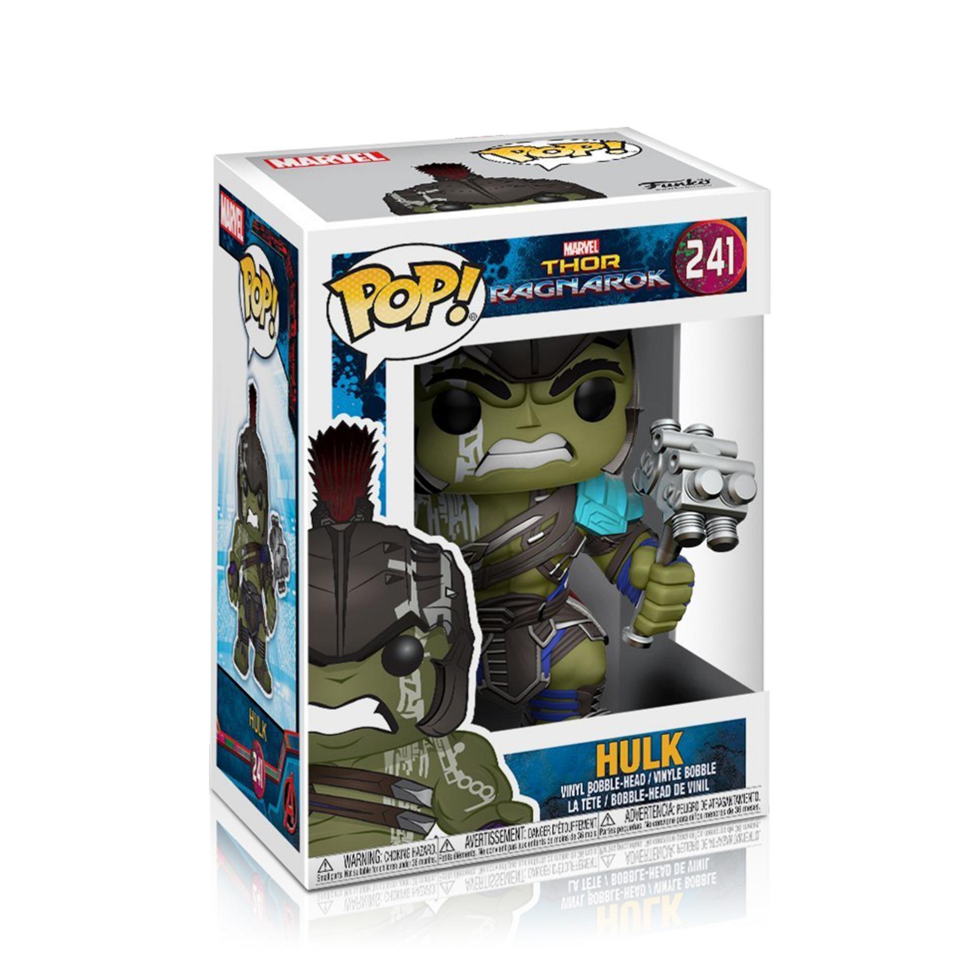 Pop Marvel Thor Ragnarok 241 Gladiator Hulk W Helmet Funko Pop Discount