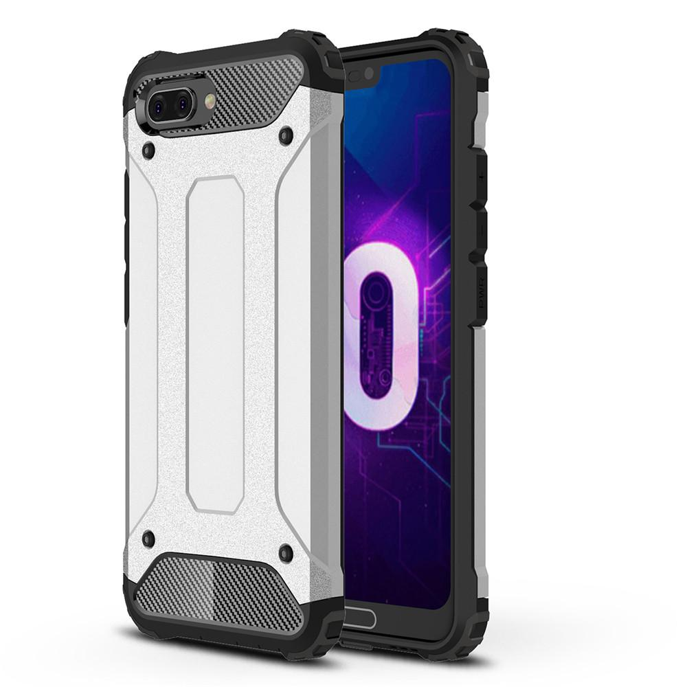 VND 90.000. Lenuo Case for Huawei Honor 10 Hybrid Shell Armor Rugged TPU + Hard Plastic Anti-knock Shockproof Back Cover for Huawei Honor ...