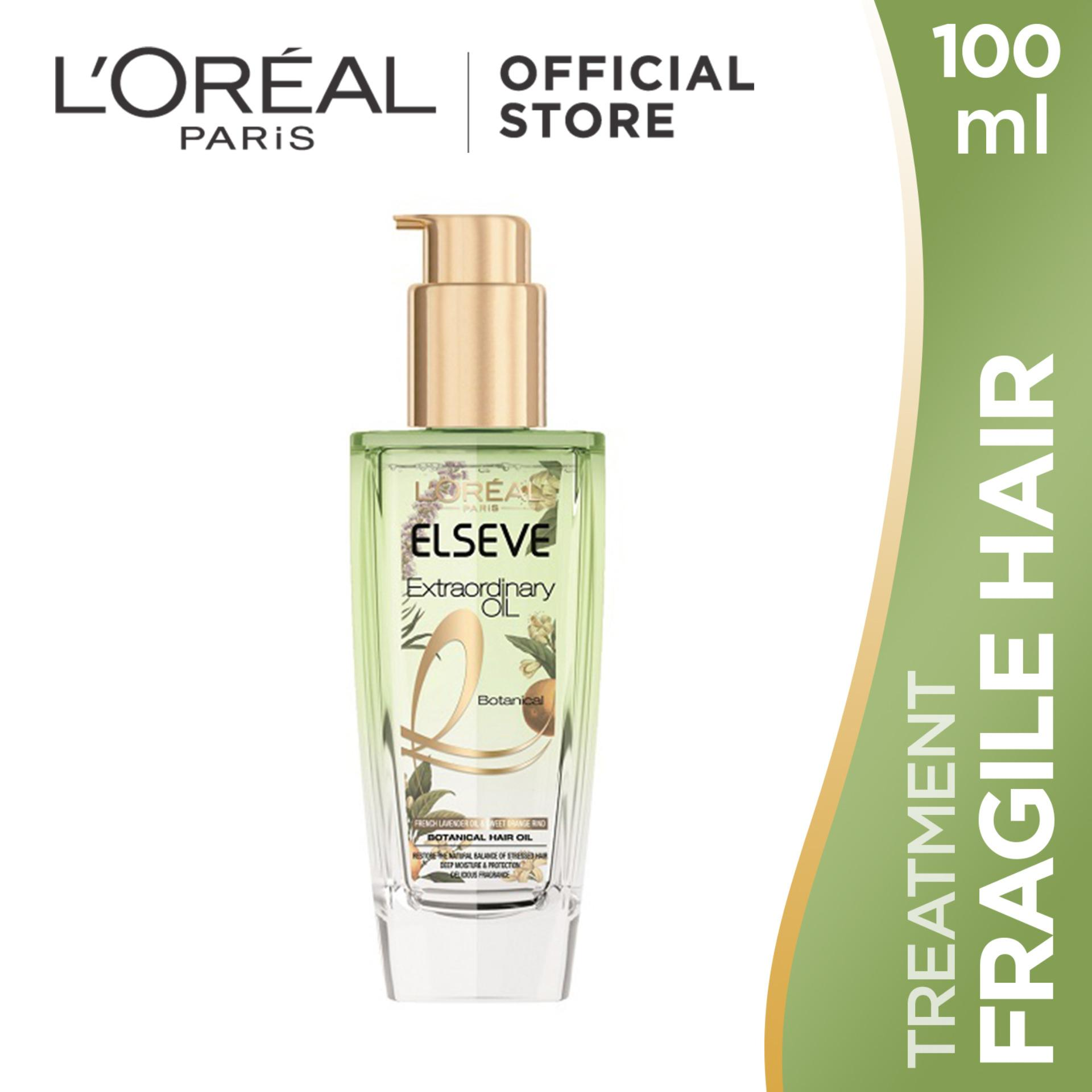 Get The Best Price For L Oreal Paris Extraordinary Oil Botanical Oil 100Ml