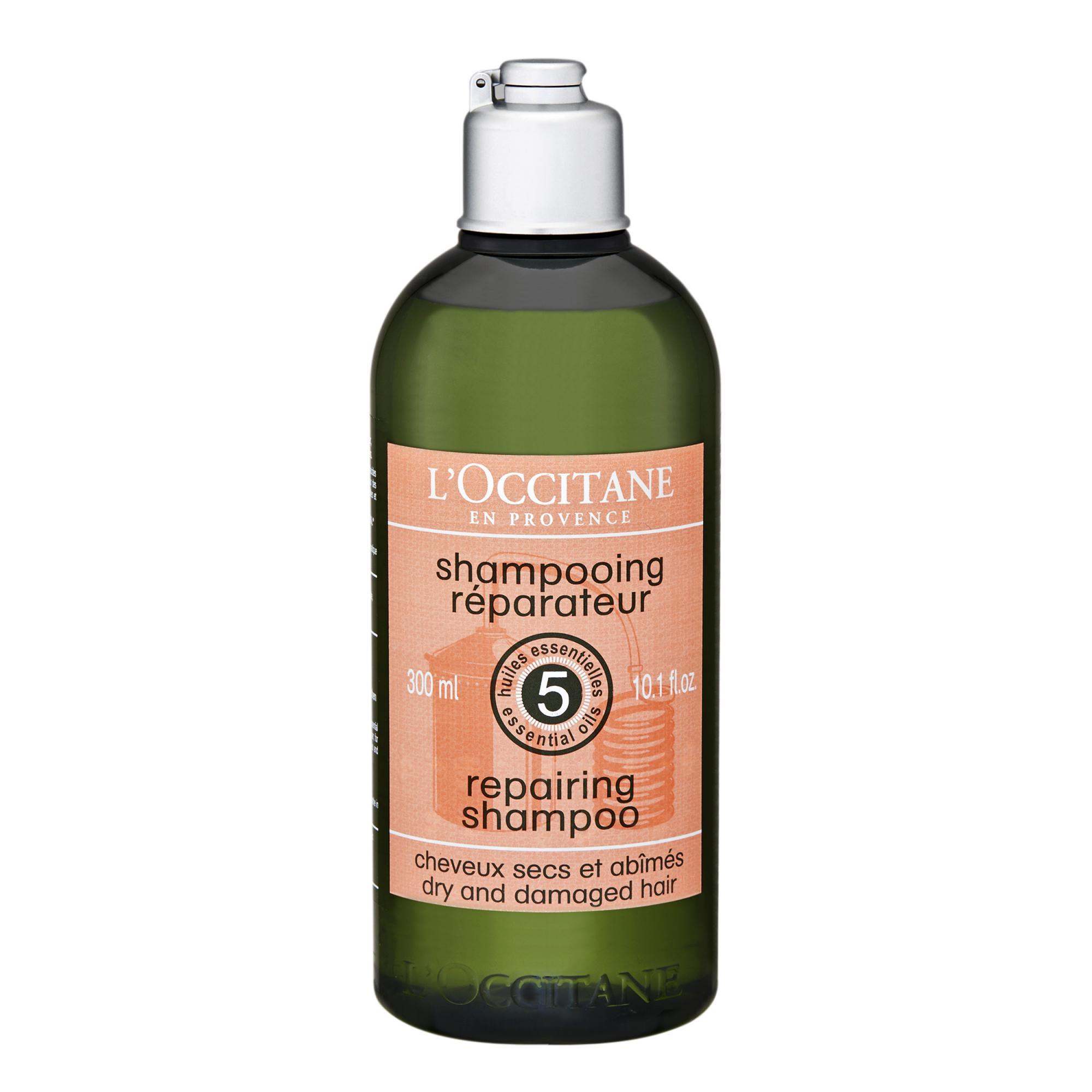 Where Can You Buy L Occitane Repairing Shampoo Dry And Damaged Hair 300Ml 10 1Oz Intl