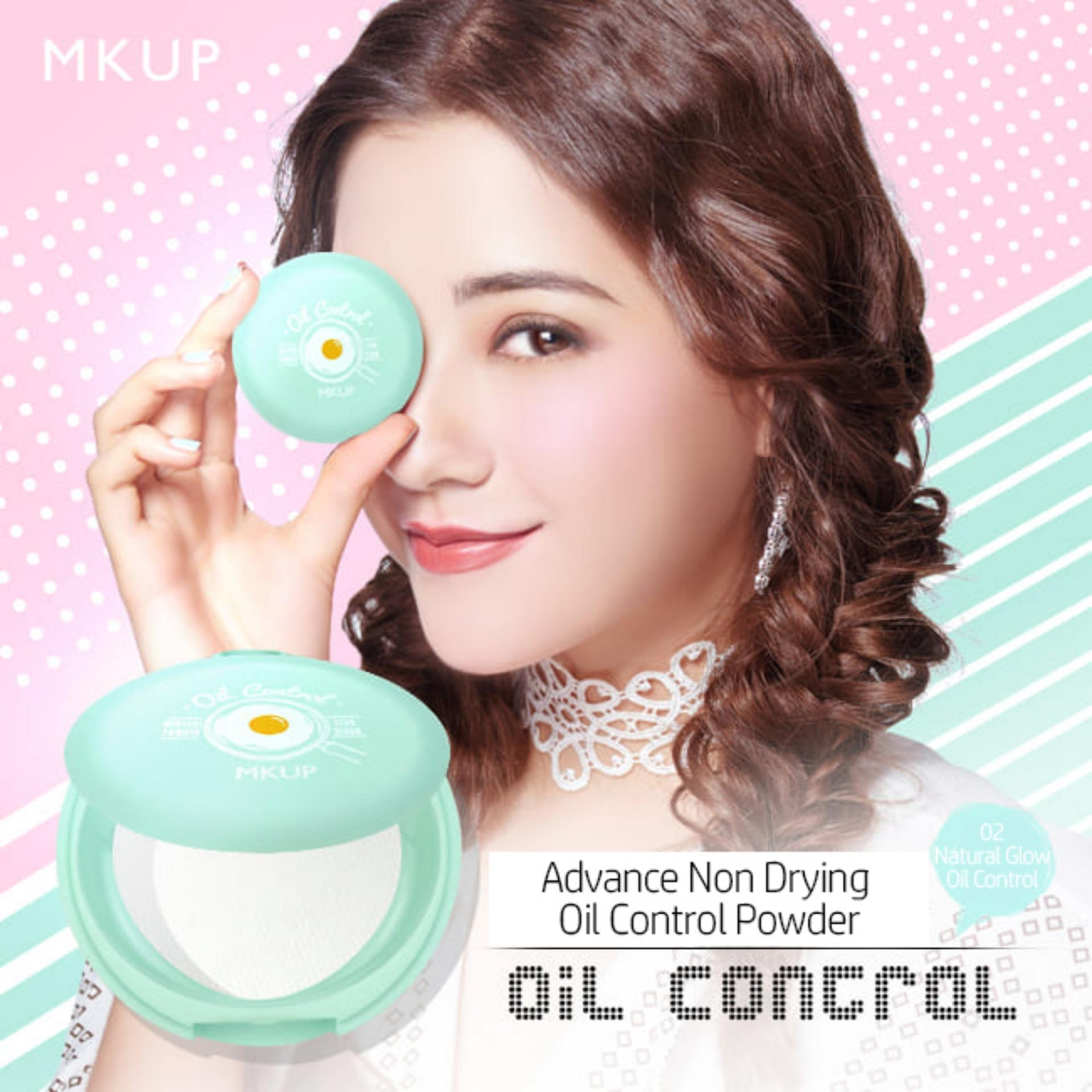 Coupon Mkup® Advance Non Drying Oil Control Powder 02 Light Reflecting