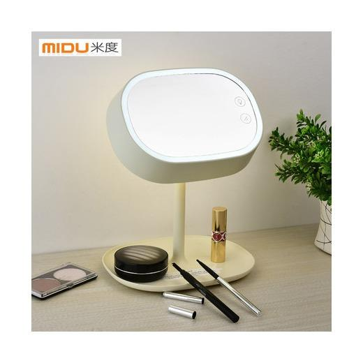 Sale Magical Led Makeup Mirror Lamp Cosmetic Organizer Multifunction Led Mirror Table Lamp