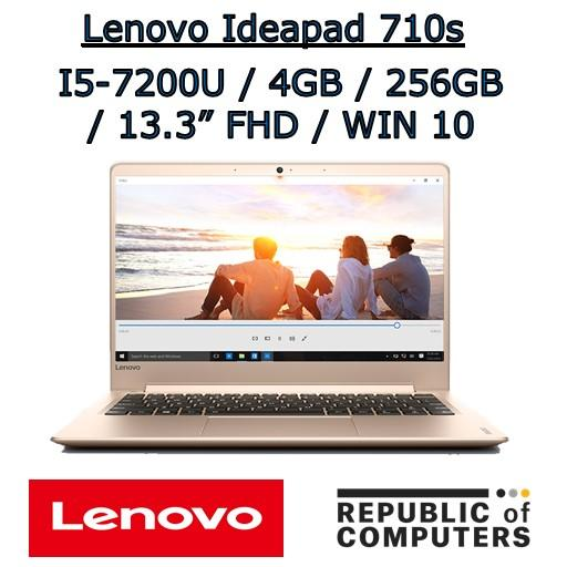 LENOVO IDEAPAD 710S-13IKB I5-7200 / 4GB / 256GB SSD / 13.3 FHD IPS / WINDOW 10