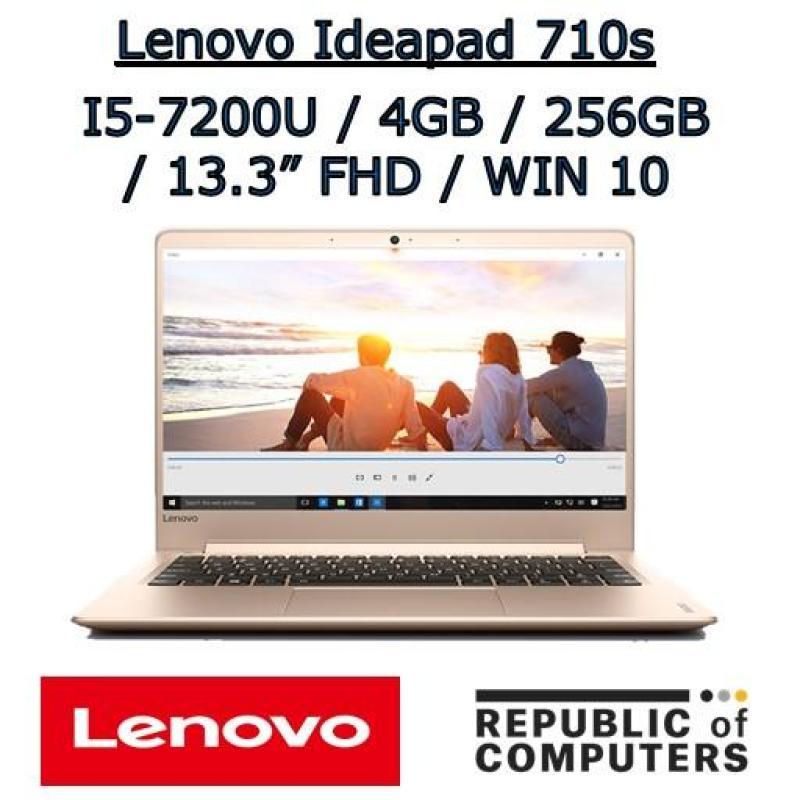 LENOVO IDEAPAD 710S-13IKB I5-7200 / 4GB / 256GB SSD / 13.3 FHD IPS / WINDOW 10