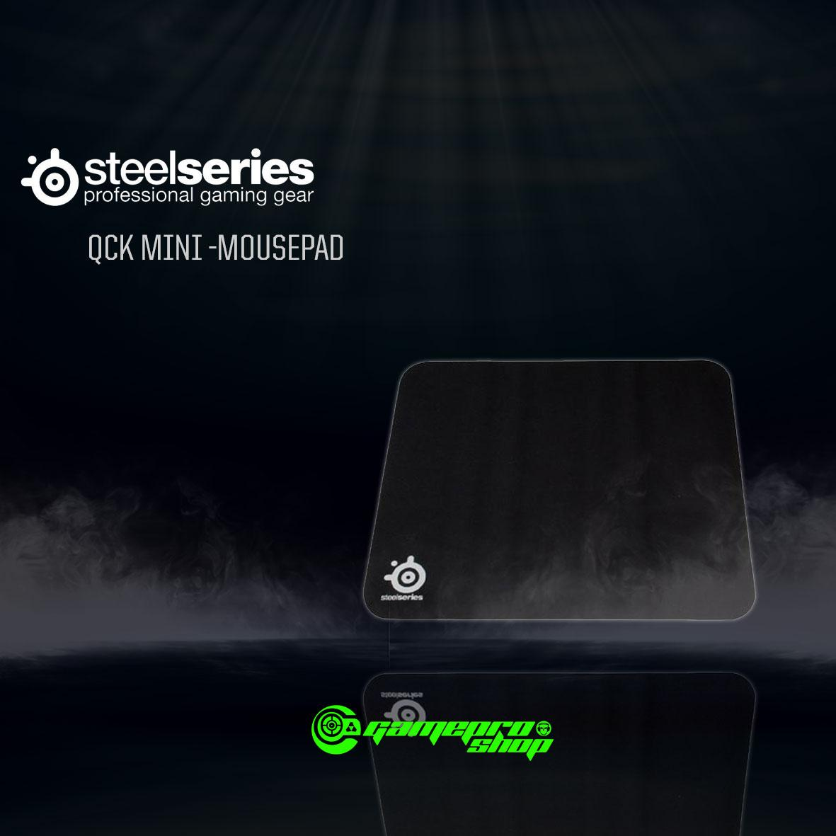 Review Steelseries Qck Mini Gaming Mouse Mat Gss Promo Steelseries