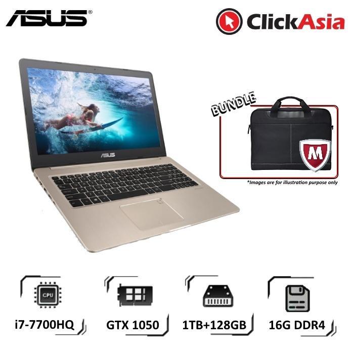 Great Deal Asus Vivobook Pro 15 N580Vd Dm467T 15 6 I7 7700Hq 16Gb Ddr4 128Gb Ssd 1Tb Hdd Nvidia Gtx1050 W10