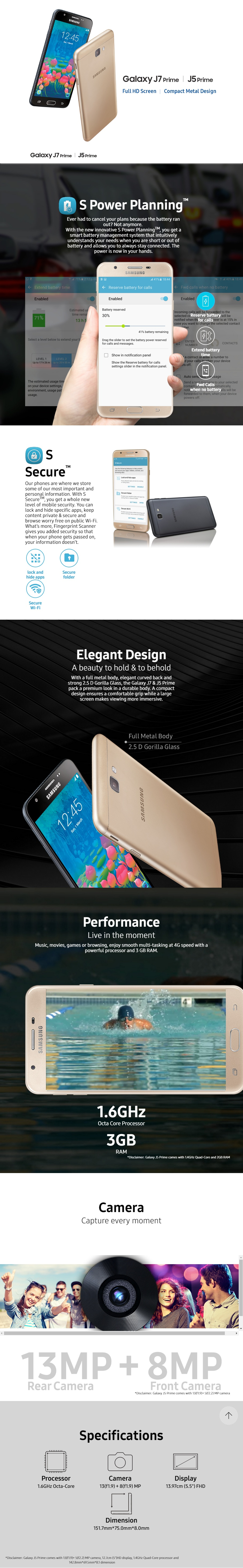 Samsung Galaxy J7 Prime Export Set Lazada Singapore Sm G610f Gold 16gb Specifications Of