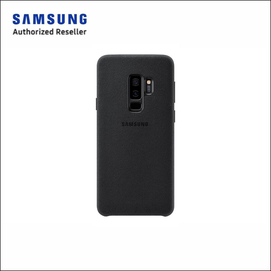 Review Samsung Galaxy S9 Alcantara Cover Samsung On Singapore