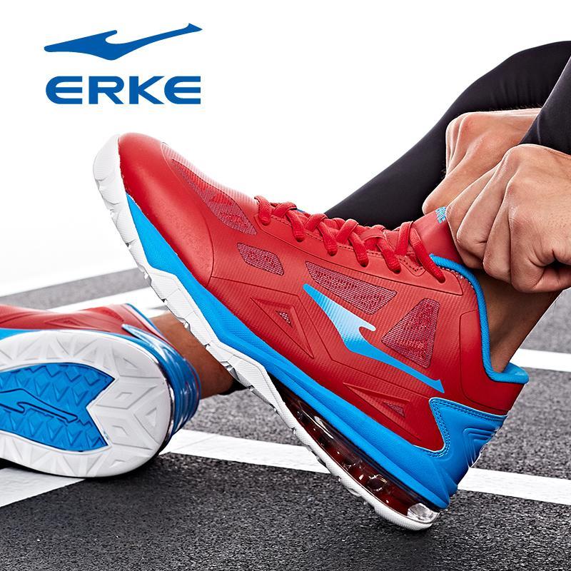 ERKE sepatu pria sepatu olahraga 2018 musim gugur item baru pria sepatu  basket Lantai semen Sepatu cb2cf879e0