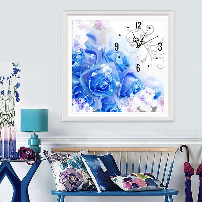 Sales Price Modern Minimalist Painting Full Of Crystals New Style Sticky Crystals Dayi Xing Zuan