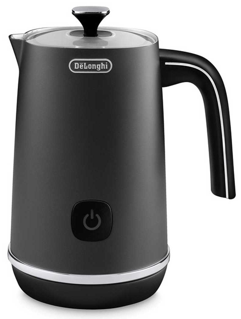 Latest Delonghi Coffee Machines Accessories Products Enjoy Huge Icm 14011w Emfibk Distinta Milk Frother