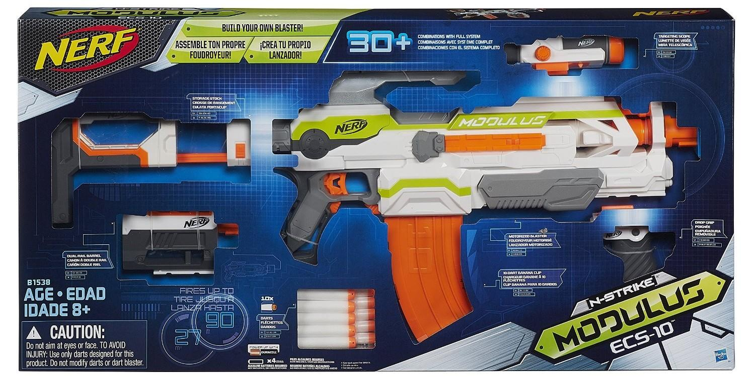 Where To Buy Hasbro Nerf B15382211 Modulus Ecs10 Blaster