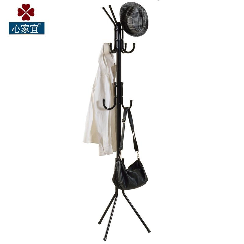 Metal clothes drying hanging bags clothes rack