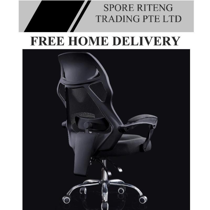 Office Computer Chair Ergonomic Design Singapore
