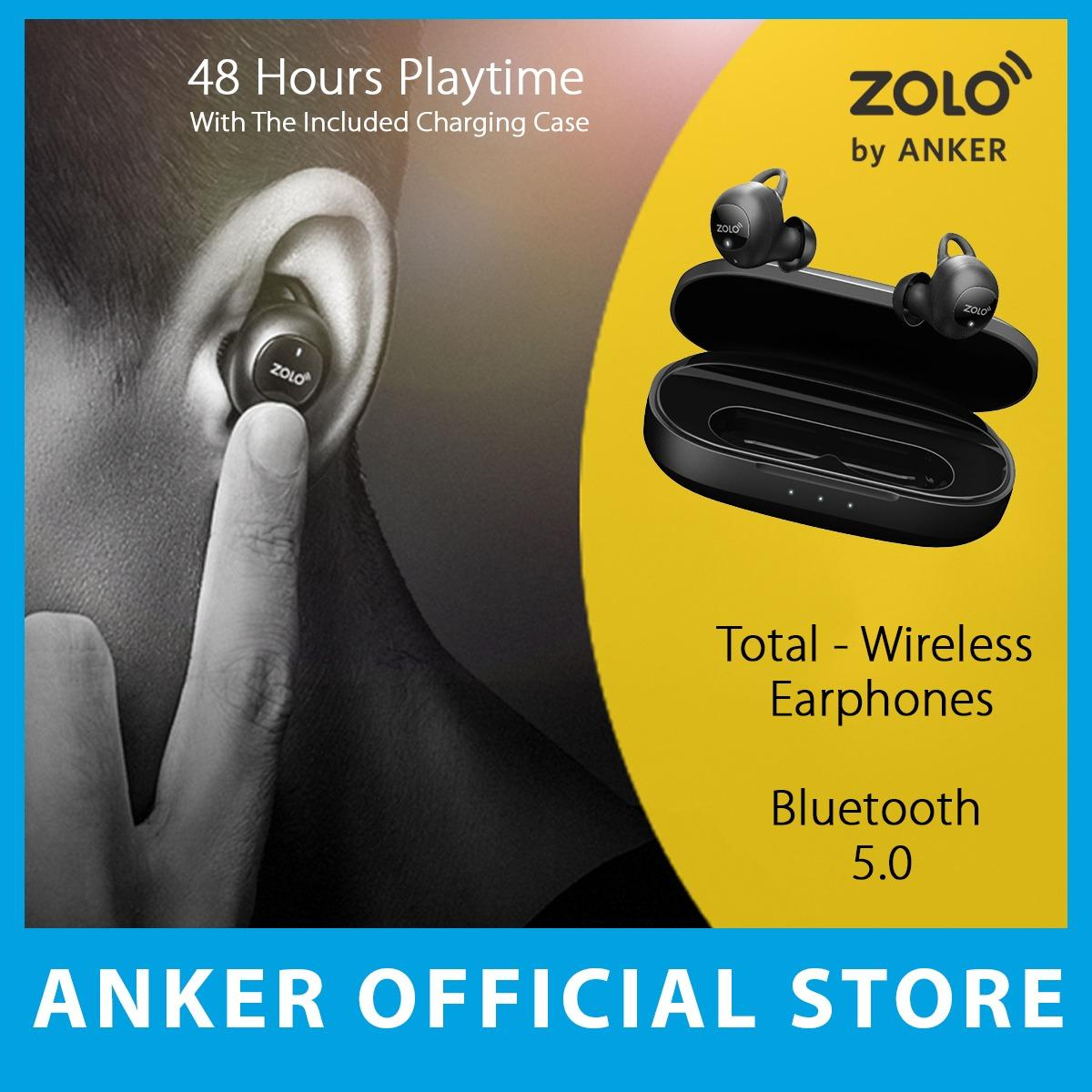 Anker Zolo Liberty Total Wireless Earbuds Price Comparison