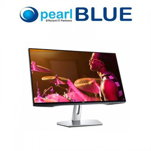 Dell 24 inches Monitor S2419H   Experience Dell CinemaSound with built-in dual 5W speakers