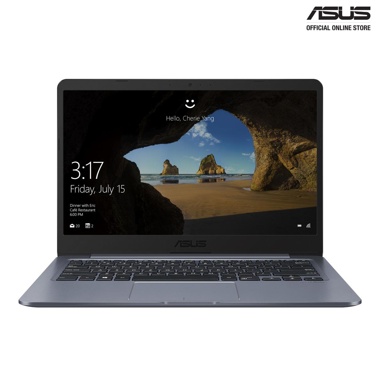 Store Asus Laptop E406Sa Bv009T Star Grey Asus On Singapore