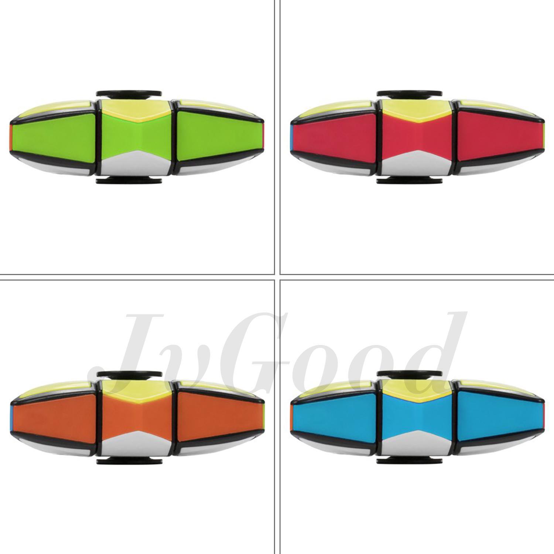 ... JvGood Spinner Hand Toys Focus Games Magic Cube Puzzle Fidget Spinners Fidget Toy Spinner Cube Brain