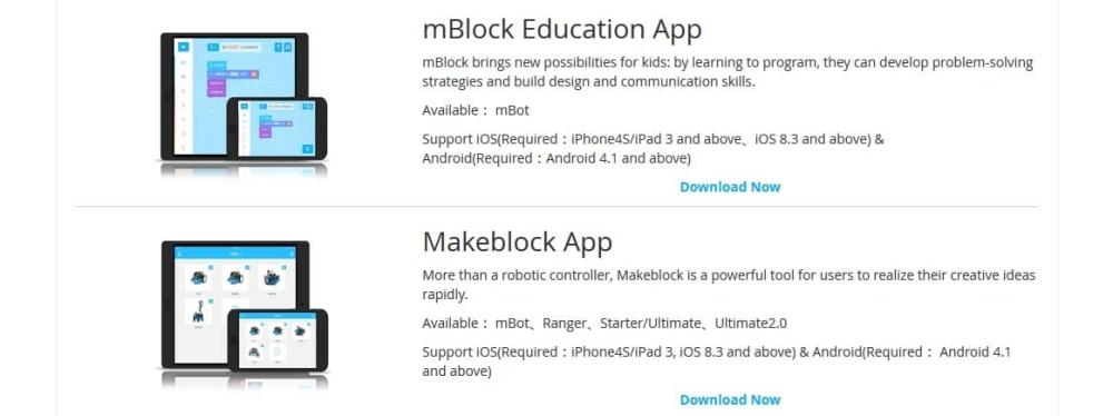 Makeblock, mBot v1 1 (Blue/Bluetooth)