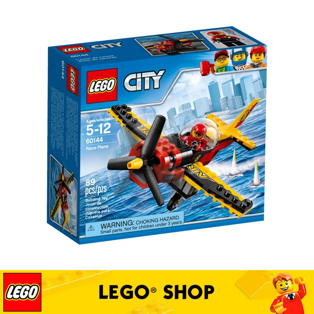 Store Lego® Lego City Race Plane 60144 Lego On Singapore