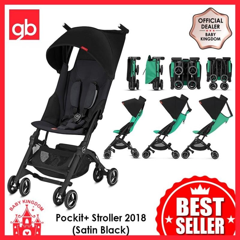 GoodBaby Pockit+ Stroller 2018 (4 colors available) Singapore