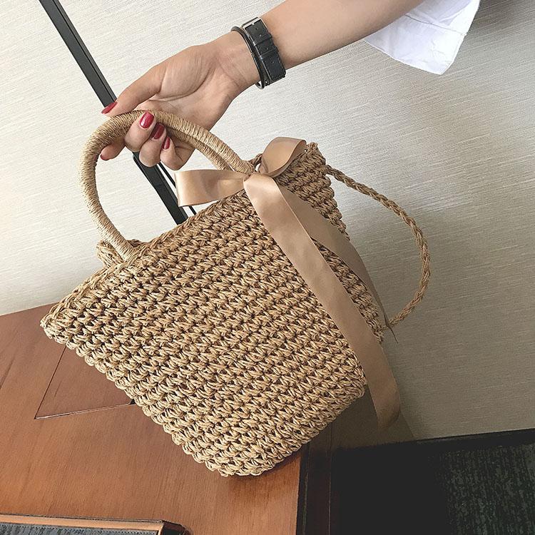 Best Deal New Style Beach Bag Straw Woven Women S Bag Beach Bag